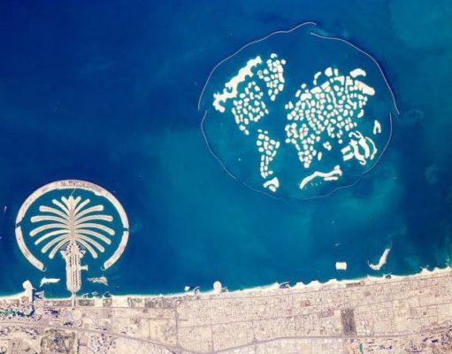 Il Mondo isola di Dubai
