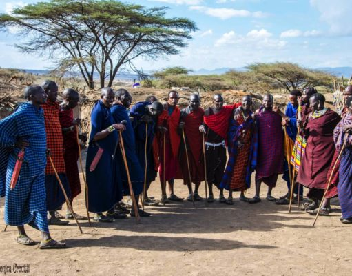 riti e tradizioni Masai
