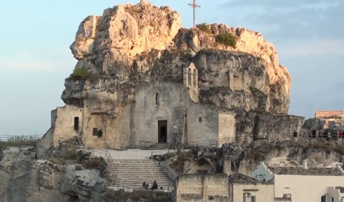 Matera in Basilicata